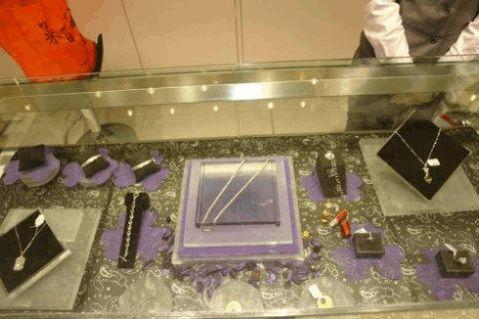 珠宝展示设计