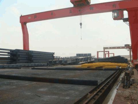 钢结构考察报告