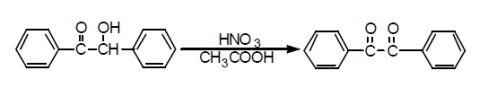 安息香衍生物二苯乙二酮的合成及表征实验