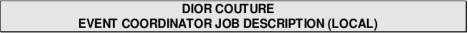 JobdescriptionEventCoordinatorChinaOct20xx