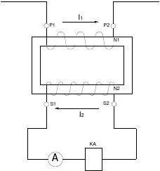 电流互感器特性实验