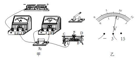 20xx中考物理复习电学实验探究题热点题型突破训练题