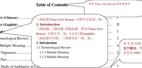 中原工学院息商务学院外语系英语本科毕业论文撰写模板