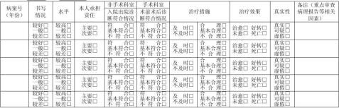 专业评议组评审意见表12