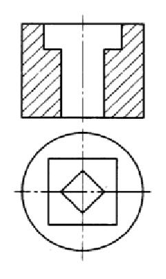 水利工程制图实训复习题1