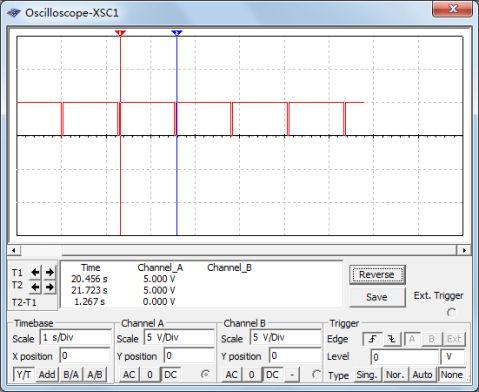 数字秒表课程设计报告