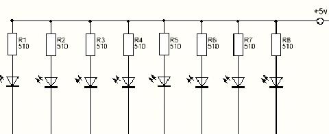 交通灯控制电路实验设计报告