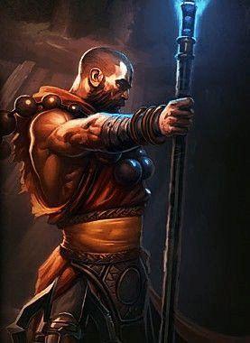 暗黑3狂热武僧玩家的竞技场体验