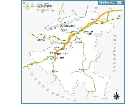 贵州黄果树瀑布介绍