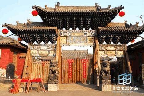 世界文化遗产之平遥古城