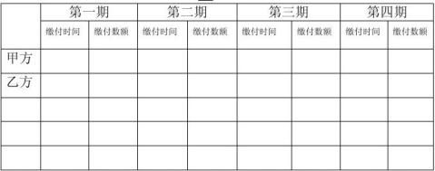 外商合资公司章程范本设董事会监事会5