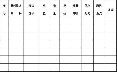 工程施工合同范本GF20xx0201编辑版