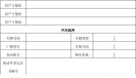 中国工商银行个人购房借款担保合同